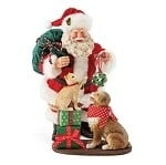 Santa & His Pets