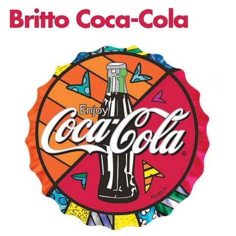Britto for Coca-Cola