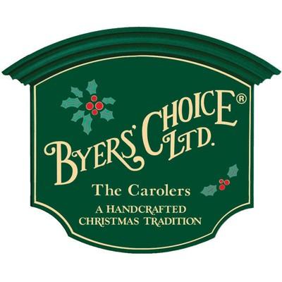 Byers' Choice Carolers