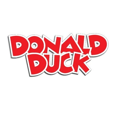 Donald & Daisy Duck