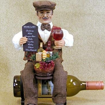 Wine Keeper Waldo