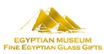 Egyptian Museum Glass