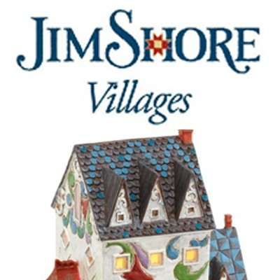 Jim Shore Village