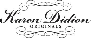 Karen Didion Originals Santas