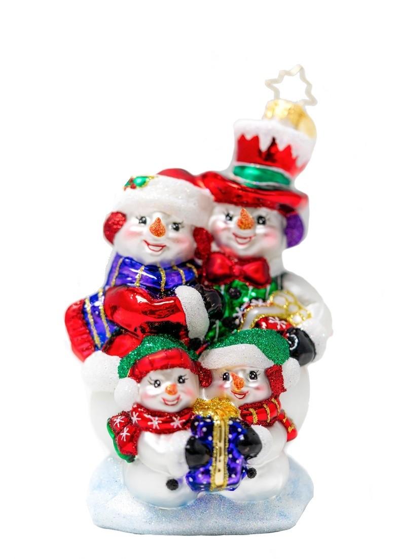 Snowmen & Nutcrackers