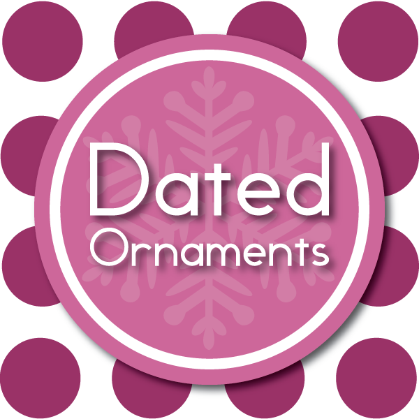 Dated Ornaments