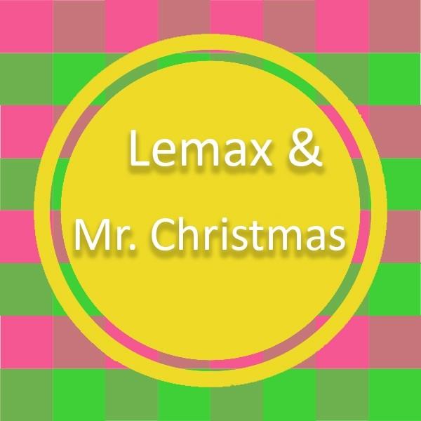 Lemax & Mr Christmas