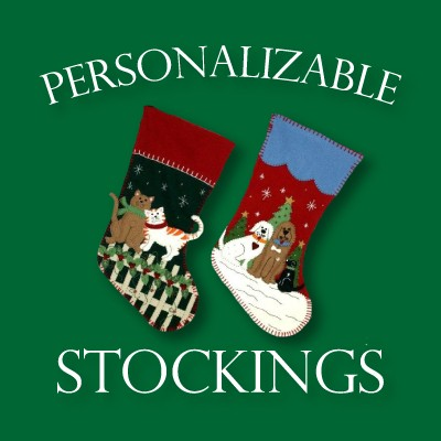 Personalizable Stockings