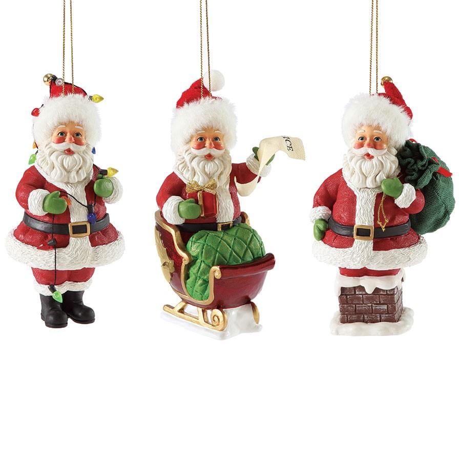 Themed Christmas Tree Ornaments