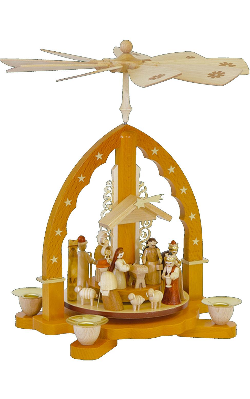 Natural Nativity