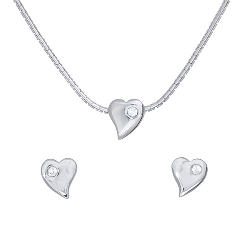 Sweet Hearted Jewelry Boxed Set