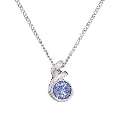 Tanzanite: Essentials Necklace