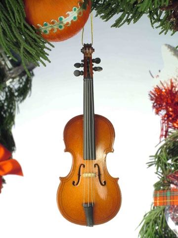 Cello Hanging Ornament
