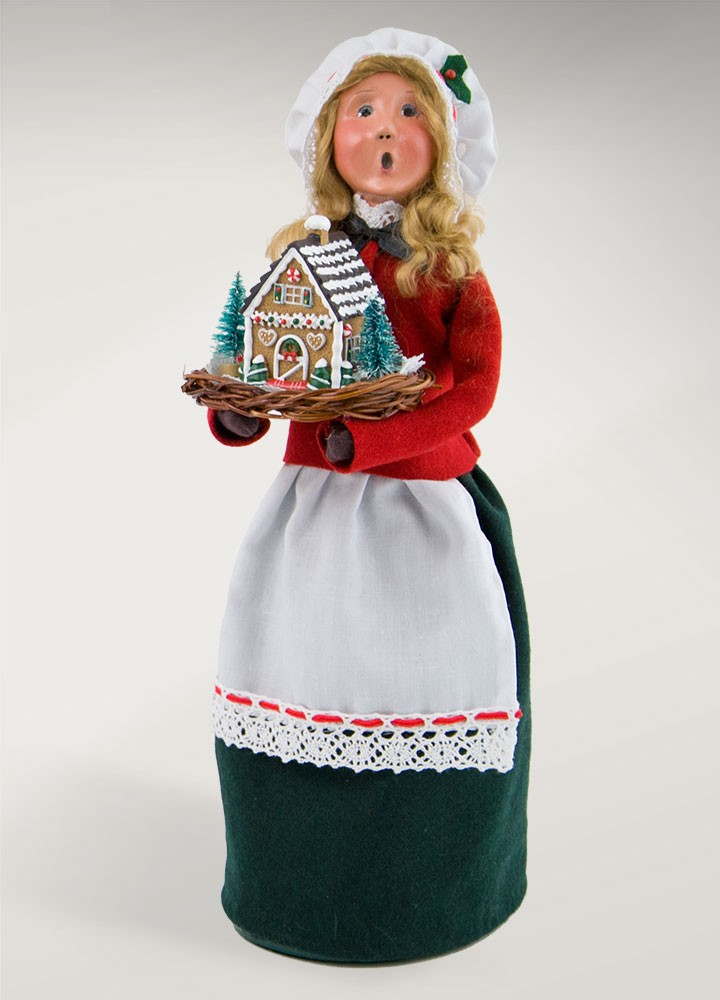 byers women I have down-sized to a smaller home and no longer have room to store/display my byers choice carolers so i am selling my collection here is a williamsburg woman who.
