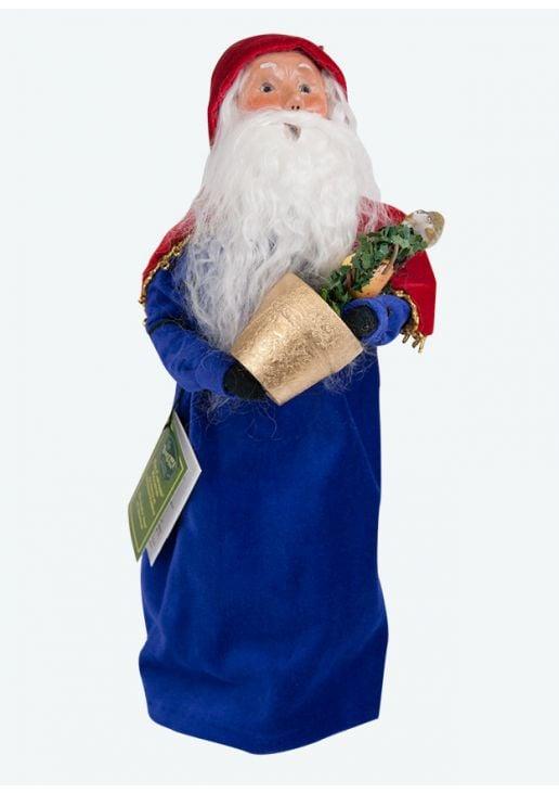 Partridge In A Pear Tree Santa - Twelve Days of Christmas
