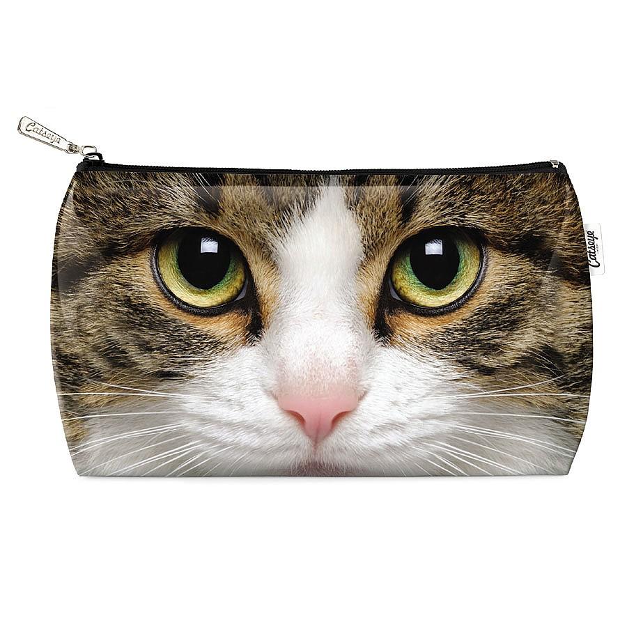 TABBY CAT SMALL BAG
