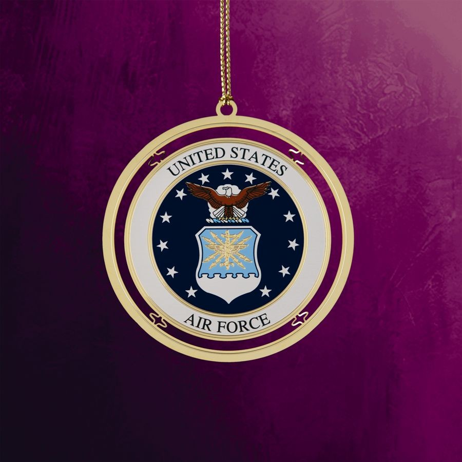 United States Air Force Hanging Ornament