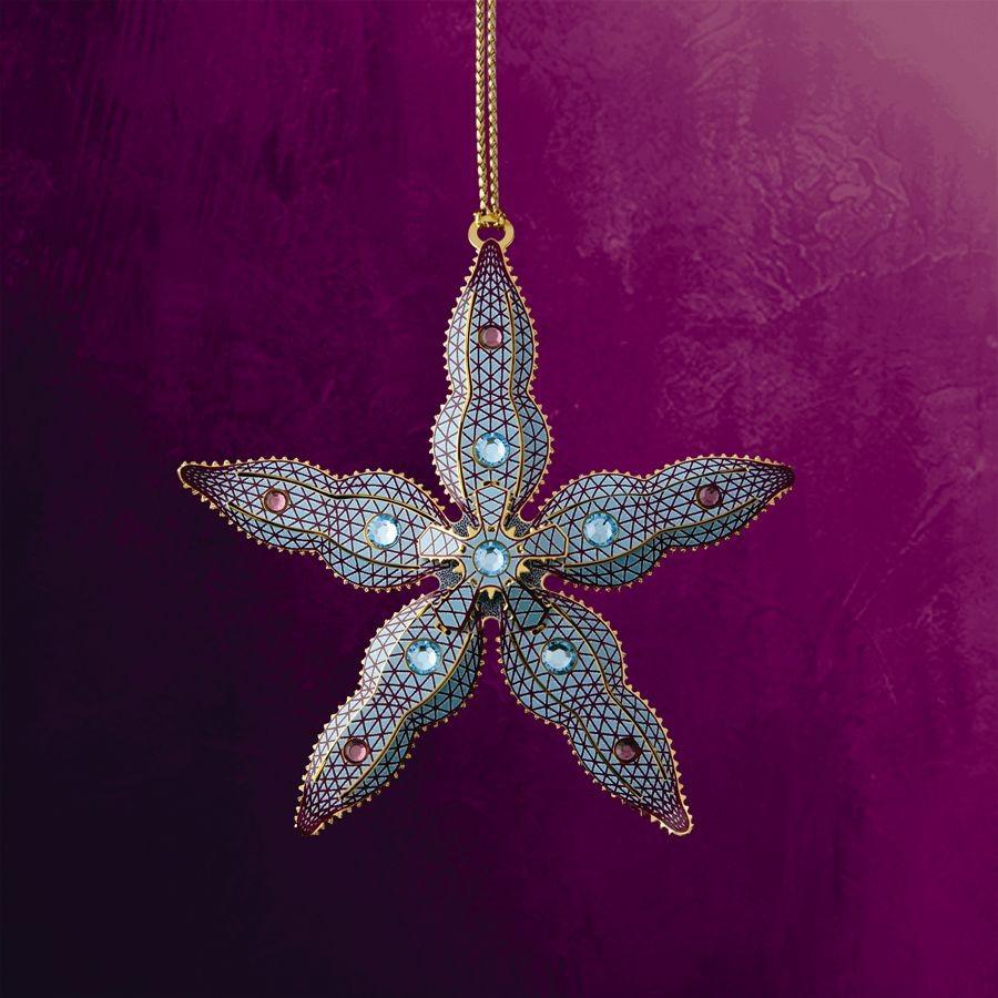 Starfish Hanging Ornament