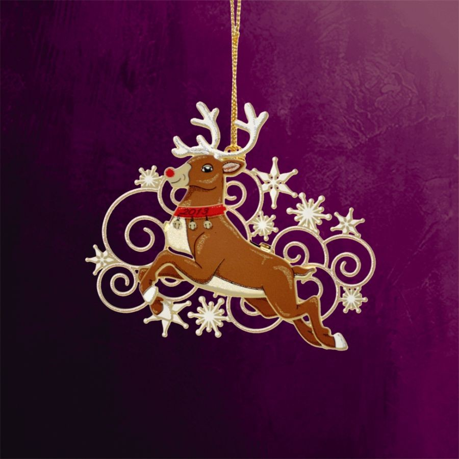 Rudolph Hanging Ornament