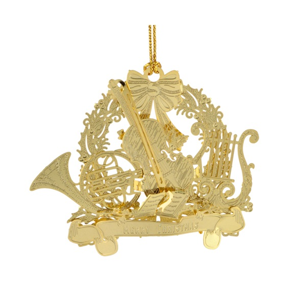Christmas Symphony Ornament