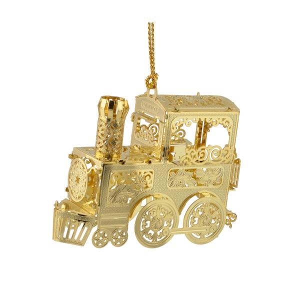 Toy Train Ornament