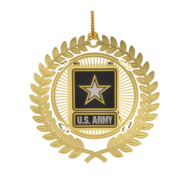 United States Army Logo Ornament