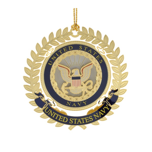 United States Navy Ornament