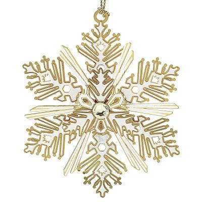 Luminous Snowflake Ornament