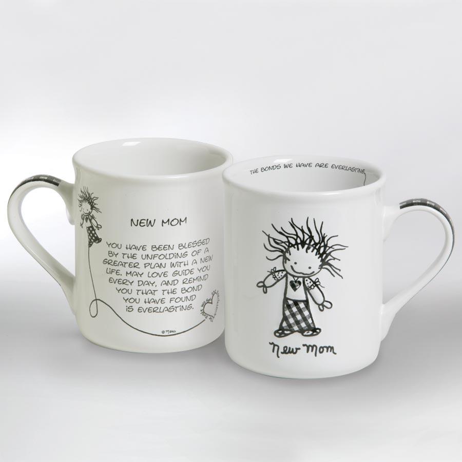 New Mom Mug