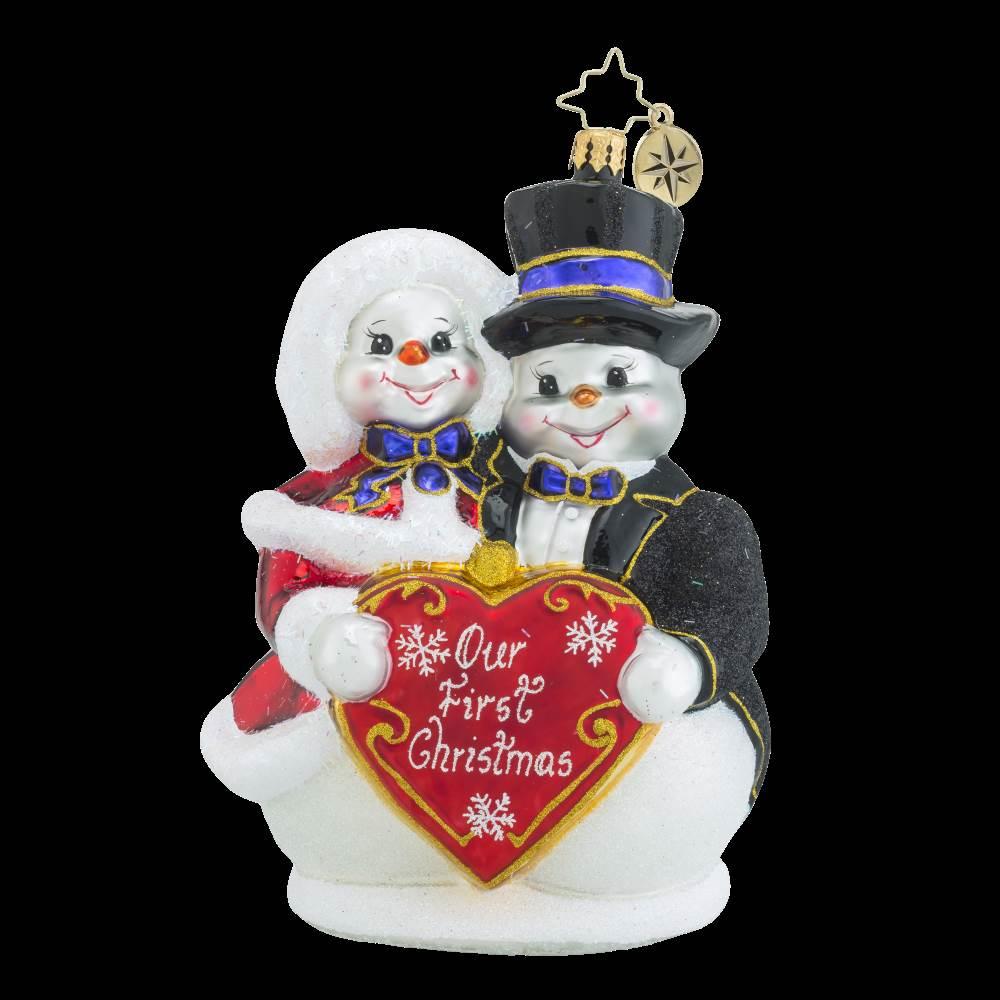 Snowy Sweethearts