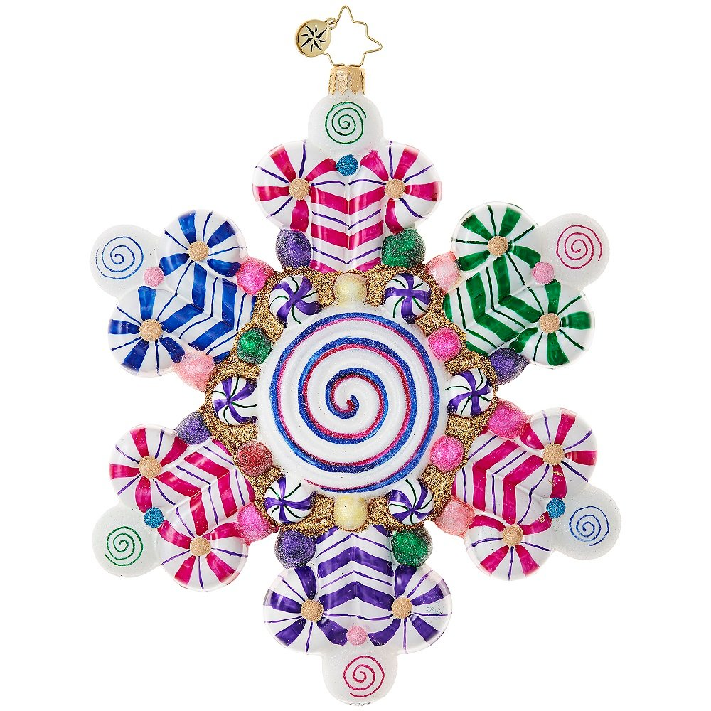 Candy Shop Snowflakes