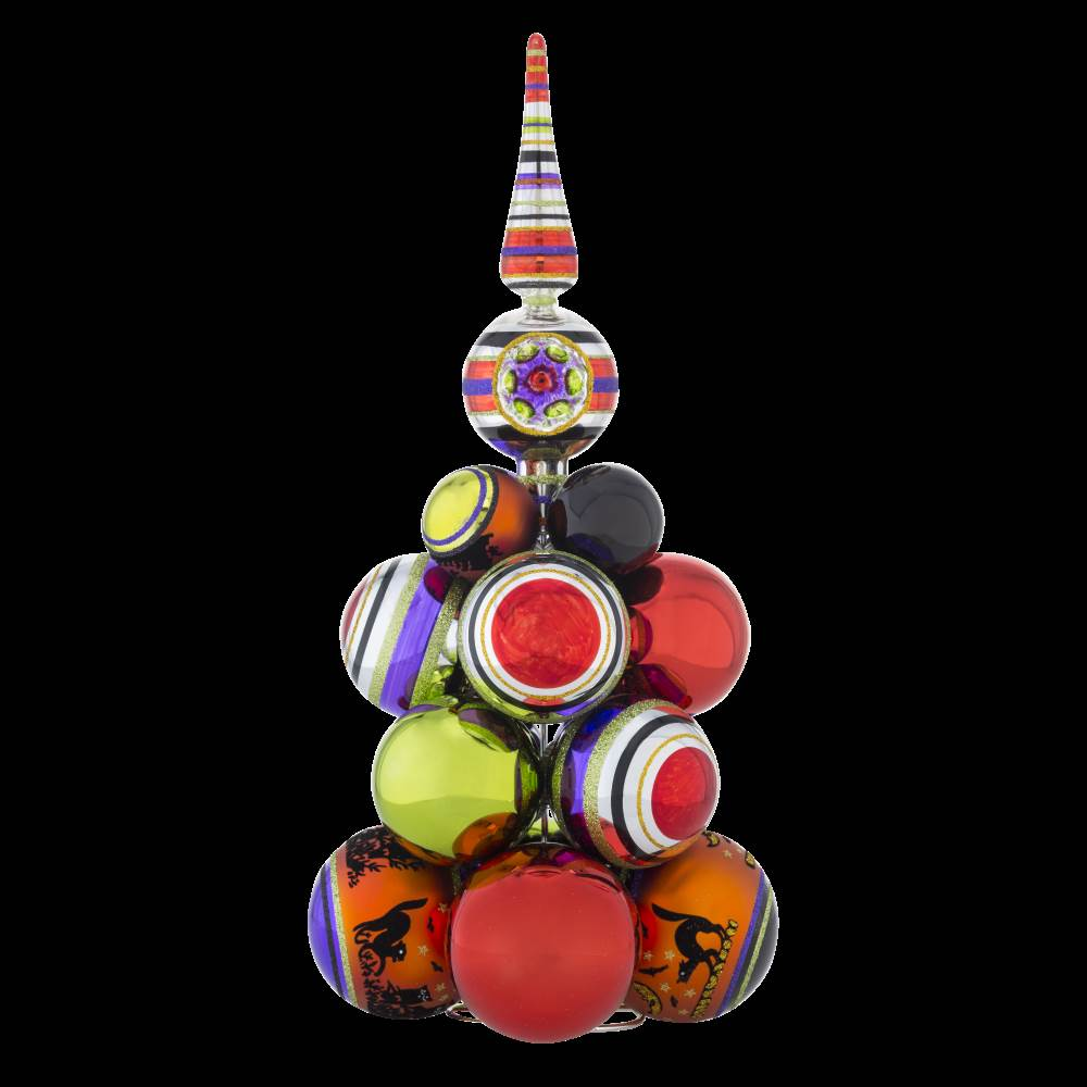 Shiny Brite Halloween Ornaments