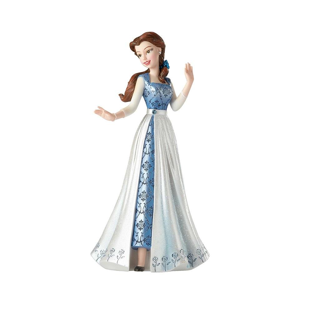 Belle In A Blue Dress