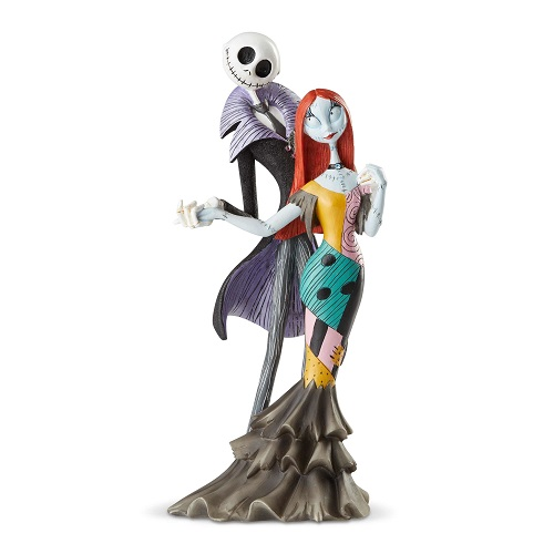 Jack and Sally Deluxe Figurine