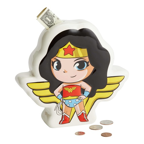 DC SuperFriends Wonder Woman Bank