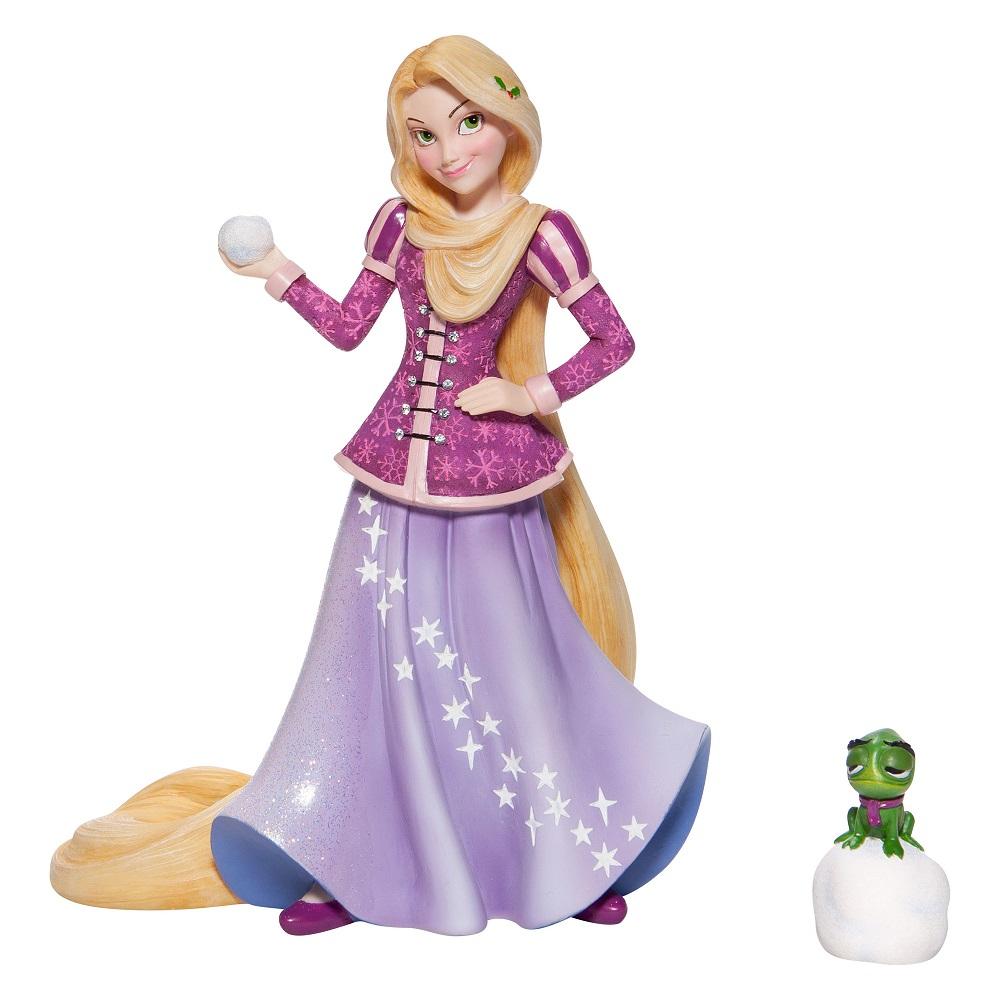 Rapunzel Holiday Princess