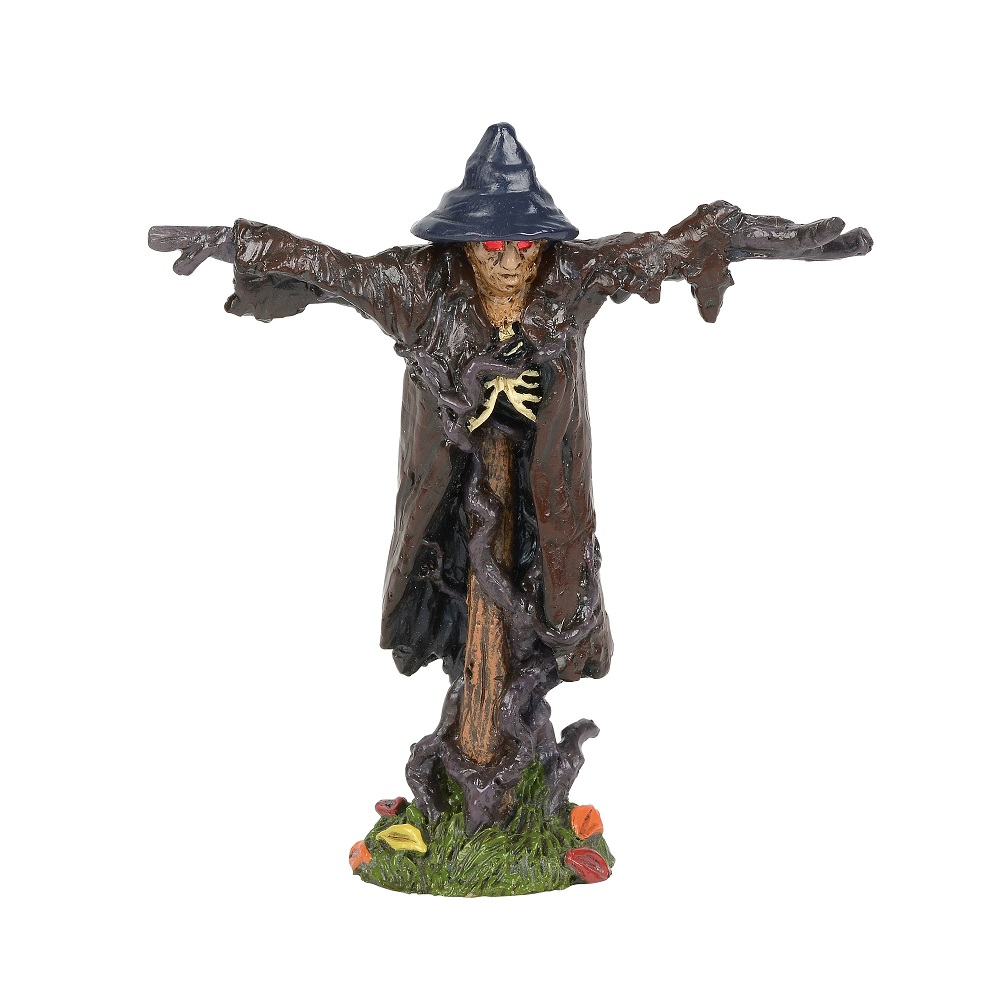 Department 56 6001750 Lit Sinister Scarcrow
