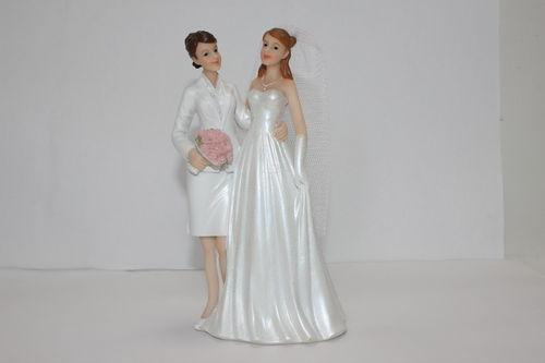 Brides Formal Cake Topper