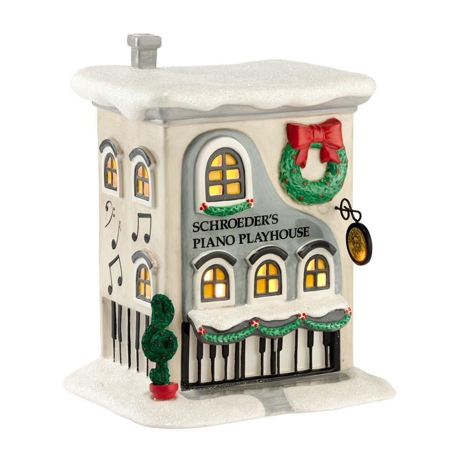 Schroeder's Piano Playhouse