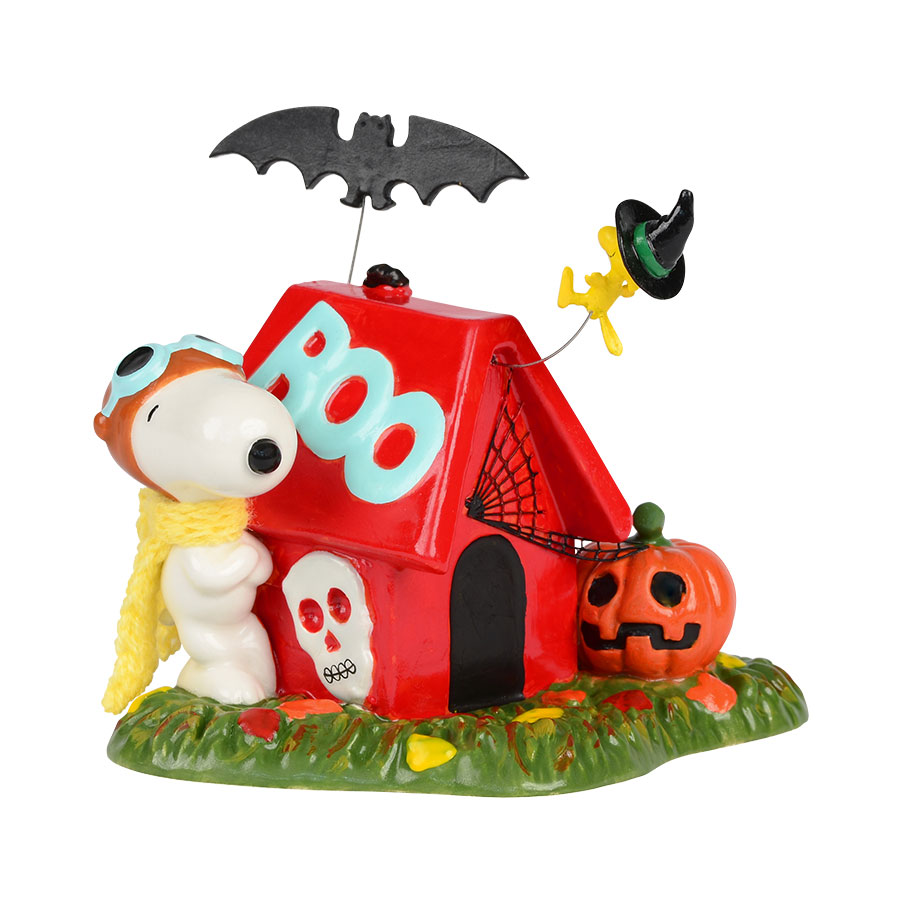 Snoopy's Spooky House