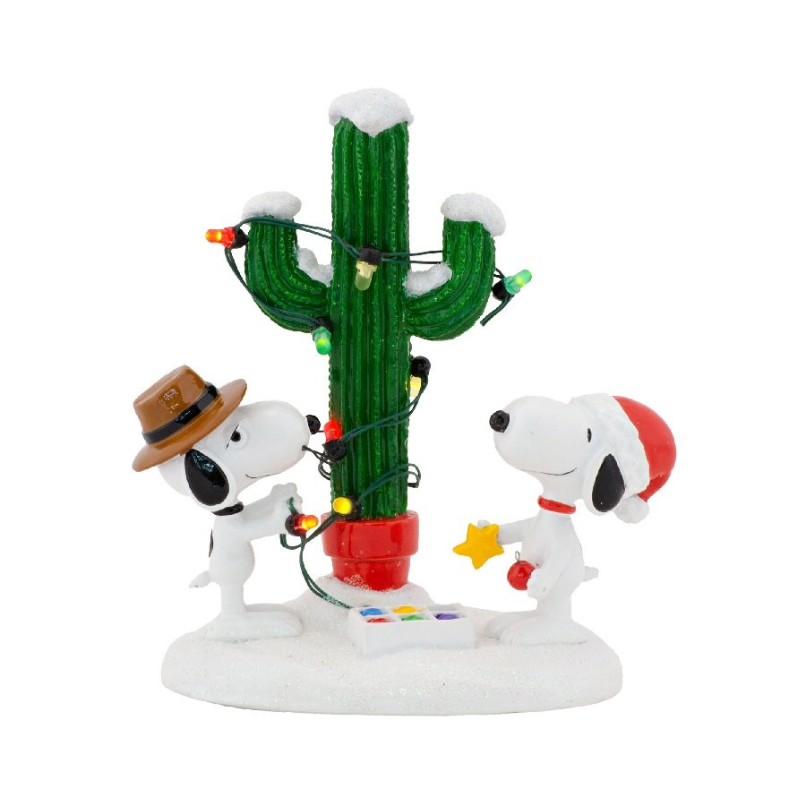 Spike and Snoopy's Christmas