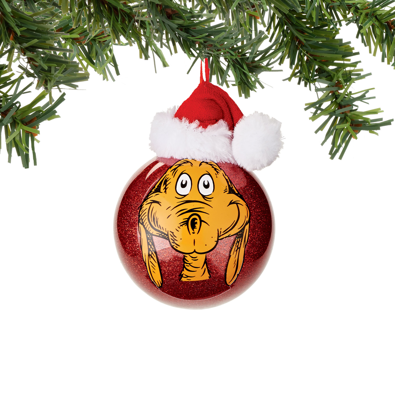 Max Selfie Ornament