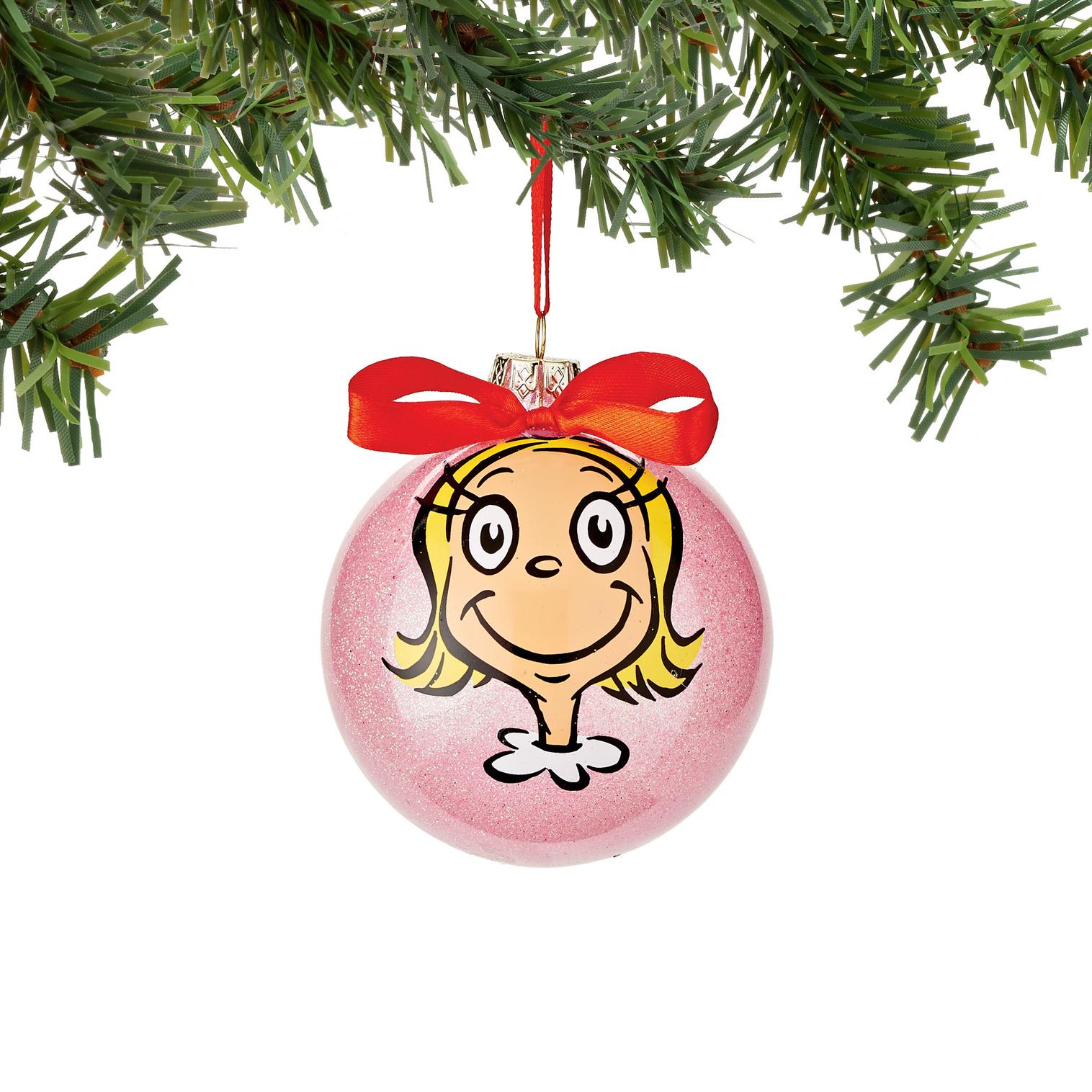 Cindy Selfie Ornament
