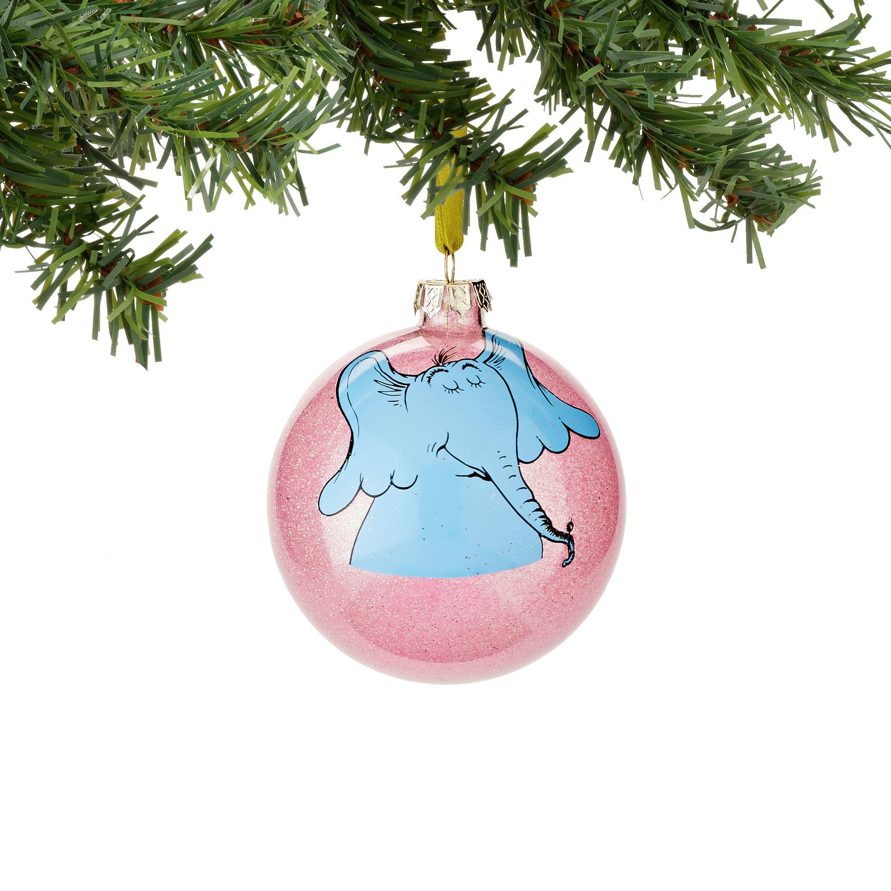 Horton Selfie Ornament