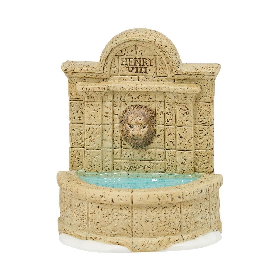 Tudor Gardens Lion Fountain