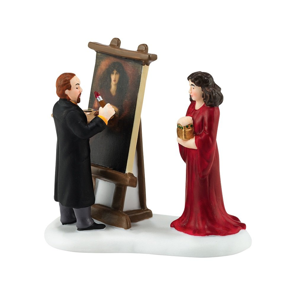 Rosetti And His Muse