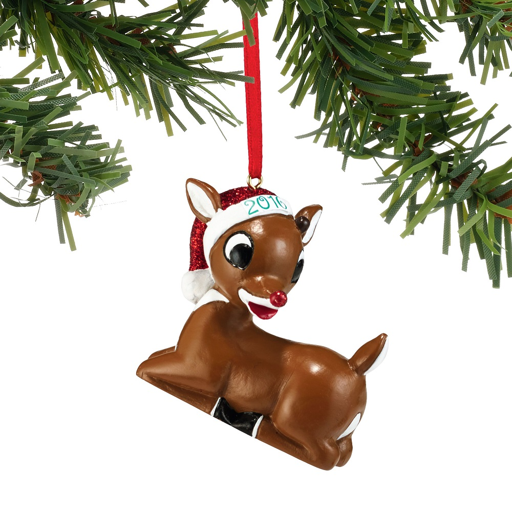 2016 Rudolph Ornament