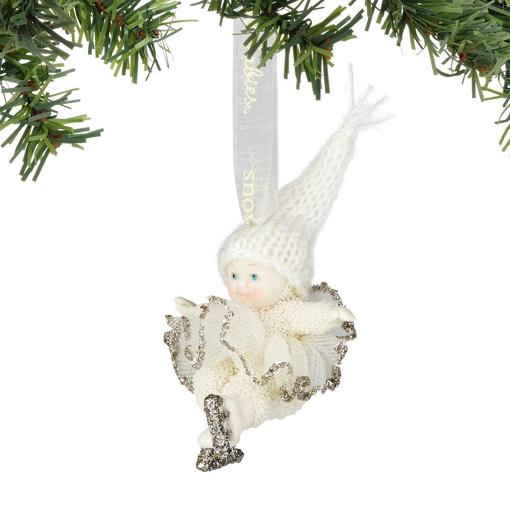 Ice Dancing Ornament