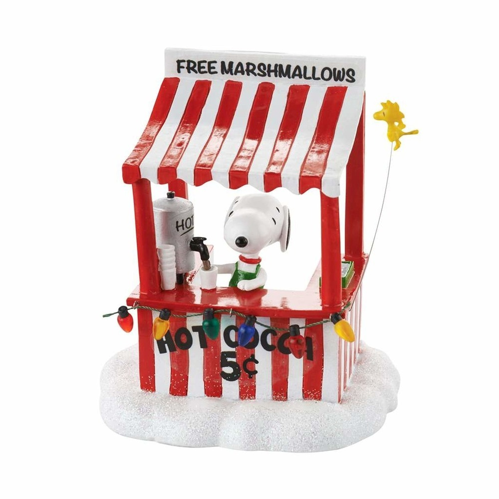 Snoopys Cocoa Stand