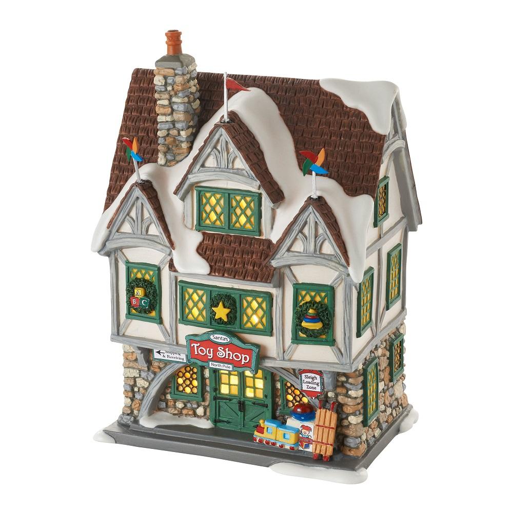 Department 56 4053057 Santa S Toy Shop